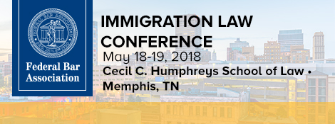 Renata Castro, Esq. will moderate two immigration law pannels in national conference